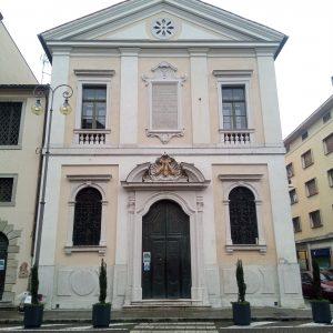 All'oratorio della Purità di Udine un concerto di flauto e clavicembalo