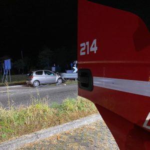 Con l'auto contro il guardrail a Tavagnacco. Altri incidenti nel pomeriggio