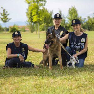 Anche in Friuli il corso di formazione per diventare guardia zoofila