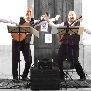 A Villa dei Conti Toppo-Wasserman suonano i 19th Century Guitar Duo