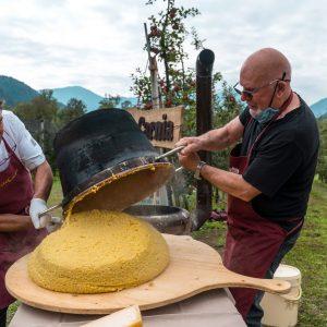 Arte e gastronomia per uno speciale Pranzo al parco, lo speciale evento a Verzegnis