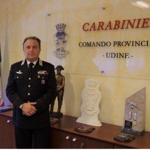 Il colonnello Ianniello nuovo comandante provinciale dei carabinieri