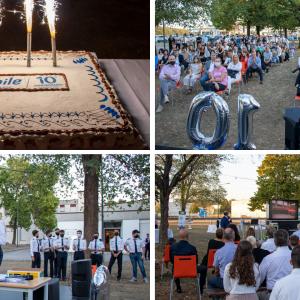 Da 10 anni anni forma gli aviatori di domani, festa all'Istituto Nobile di Fagagna
