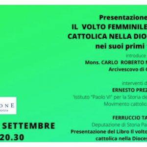 Quaranta ritratti di donne, il libro sui 100 anni dell'Azione cattolica di Gorizia