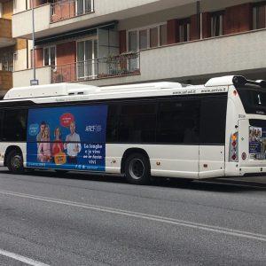Ragazzina di 13 anni urtata da un bus mentre attraversa la strada a Udine