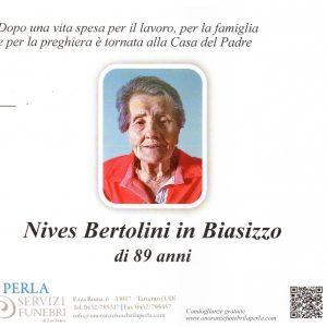 Nives Bertolini
