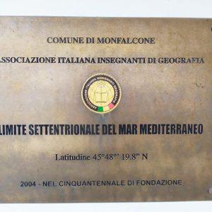 Forse non tutti sanno che in Friuli Venezia Giulia c'è il punto più a nord del mare Mediterraneo