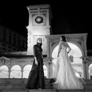 Un inno alla ripartenza, Udine si tinge dei colori dei colori dell'alta moda