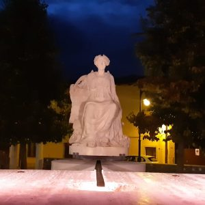 A Campoformido tornano le visite senologiche gratuite e il monumento si tinge di rosa