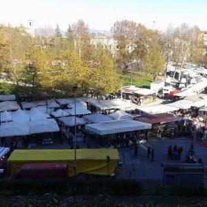 La storica fiera di Santa Caterina torna a Udine, come cambierà la viabilità