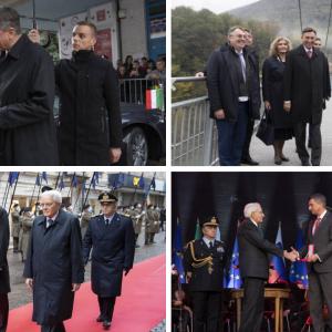 Mattarella e Pahor a Gorizia e Nova Gorica, dall'arrivo dei presidenti al concerto: il racconto della giornata