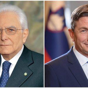 Gorizia e Nova Gorica capitale europea della cultura, i presidenti Mattarella e Pahor in visita: il programma