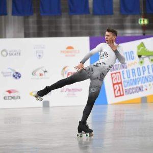 Da Cividale al Paraguay, il sogno di Mattia ai Mondiali di pattinaggio su rotelle