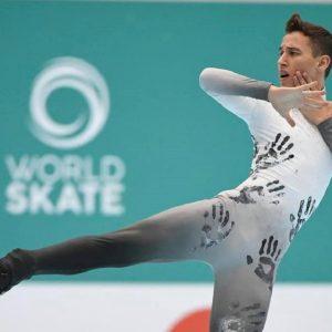 Brilla la stella di Qualizza ai Mondiali di pattinaggio, un altro argento per il friulano