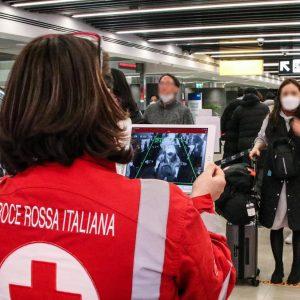 Verifica Green Pass e della temperatura, la Croce Rossa offre un lavoro a Udine