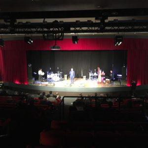 Su il sipario, Reana ha il suo nuovo auditorium: grande festa per l'inaugurazione