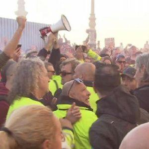 Dalle piazze di Udine al porto di Trieste, venerdì di scioperi e proteste in Fvg