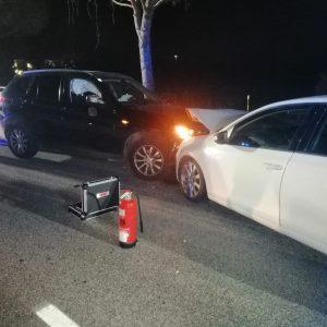 Incidente sulla regionale a Manzano, 7 feriti, tra cui una bimba. Disagi per il traffico