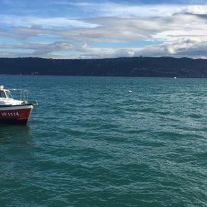 L'albero di una barca finisce in fondo al mare durante la Barcolana: recuperato