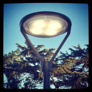 A Campoformido tutta Villa Primavera sarà illuminata con dei nuovi led