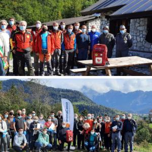 Kit e corso per vivere la montagna del Friuli in sicurezza