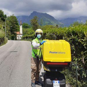 In Friuli la posta è amica dell'ambiente, mezzi green per portare lettere e pacchi